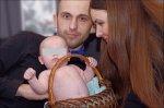 В Ростове обиженный муж чуть не сжег  жену с годовалым сыном