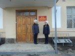 Белокалитвинские кадеты побывали в гостях у Каменской инженерной воинской части