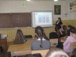 Проректор по заочному и дополнительному обучению Ростовского государственного строительного университета встретился с белокалитвинскими школьниками