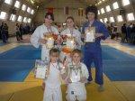 Белокалитвинские дзюдоистки участвовали в турнире на приз атамана ст. Кривянской