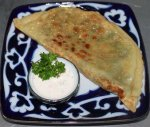 Рецепт гезлеме (турецкая лепешка)