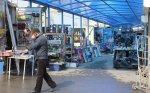 «Закрытый» неделю назад рынок в Ростове продолжает работать