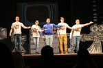 Белокалитвинская команда КВН «Знакомые лица» в очередной раз блестяще выступила