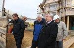 По мнению губернатора Ростовской области условия жизни в городе и на селе должны быть одинаково комфортными