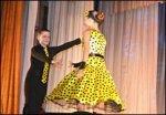 Впервые городской конкурс «А ну-ка, девушки!» прошел на большой сцене ДК им. Чкалова