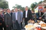 Министр сельского хозяйства России оценил экспозицию ростовских кооператоров и традиционную продукцию Дона
