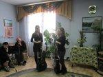 Учащиеся школы № 4 посетили социально-реабилитационное отделение № 4