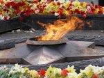 В станице Кагальницкой Ростовкой области увековечили память погибшего в Чечне офицера