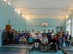 Соревнования по настольному теннису среди людей с ограниченными возможностями здоровья