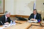 Василий Голубев принял участие в видеоконференции  посвящённой ходу весенне-полевых работ, которую провёл Дмитрий Медведев