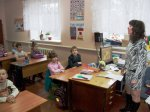Учащиеся Нижнепоповской школы поиграли в профессии