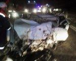 На трасе М4-Дон при аварии погибли три человека