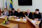 В малом зале администрации Белокалитвинского района состоялось заседание Совета по предпринимательству