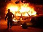 Два автомобиля с блатными номерами сожгли в Миллерово