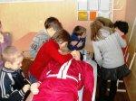 Встреча в ДОСААФ с воспитанниками социально-реабилитационного центра для несовершеннолетних