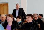 В большом зале администрации Белокалитвинского  района предпосевное совещание