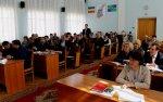 Расширенное планёрное совещание в большом зале администрации Белокалитвинского района
