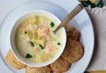 Рецепт финского сливочного супа с лососем (Лохикейтто)