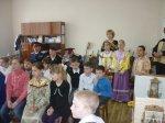 Творческая встреча в ДДТ - отчет с представителями Усть-Белокалитвинского юрта «Мы – хранители и продолжатели донской казачьей культуры»