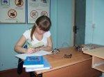 Новости Нижнепоповской школы: новые розетки и посадка деревьев