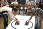 В Ростове прошел  традиционный фестиваль по робототехнике РобоВесна-2013