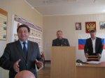 В ОМВД по Белокалитвинскому району чествовали ветеранов МВД России