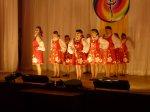 Отчетный концерт танцевальных коллективов в ДК Заречный