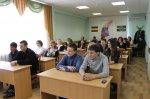 Встреча Ветеранов Великой Отечественной войны и тружеников тыла с молодежью