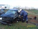 В Боковском районе Ростовской области в тройном ДТП погибли 2 водителя