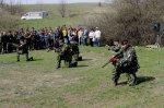 Ежегодные военно-полевые сборы казаков белокалитвинских казаков