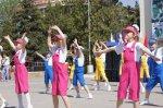 Белокалитвинцы отметили 1 мая праздничным концертом на площади Театральной