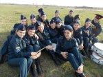 Белокалитвинские кадеты участвовали в репетиции парада на День Победы
