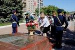 По Белой Калитве прошли митинги, посвященные 68-ой годовщине Победы в Великой Отечественной войне