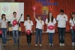 В школе № 7 в поселке Шолоховском прошло выступление агитбригад, посвященное Дню пожарной охраны