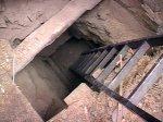 Поисковый отряд обнаружил, подземные убежища фашистов, на территории Миус-фронта