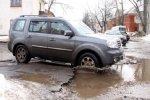 Глава Темрюкского района Кубани заплатит 2000 рублей, за плохие дороги в городе