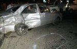 В центре Ростова пьяный водитель устроил ДТП с одним погибшим  и тремя ранеными