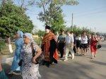Крестный ход в поселке Коксовом