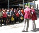В Волгоградской области  задержали целый поселок китайцев, которые  жили без документов
