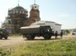 Курсанты Белокалитвинского ДОСААФ прошли 100 киометровый марш за рулем КАМАЗов