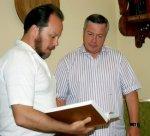 По мнению губернатора, Шолоховская энциклопедия должна быть в каждой библиотеке Ростовской области