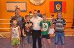 Белокалитвинские юные боксеры на турнире в Песчанокопске заняли три первых места