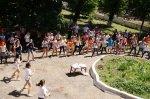 На территории Дома детского творчества  прошел Слёт детских общественных организаций Белокалитвинского  района