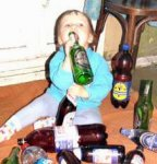 За прошедший год на Дону зафиксировано 89 отравлений детей алкоголем, с начала года еще 21 случай