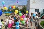 В день защиты детей в гости к обитателям социально-реабилитационного центра пришли гости с хорошими подарками