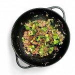 Рецепт: говядина с устричным соусом