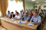 В администрации района прошло совещание по содержанию автодорог