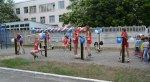На территории ДЮСШ № 1 установлена фитнес-площадка с тренажерами