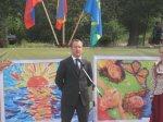 Сотрудники ДК Заречный провели праздник в честь Дня независимости России