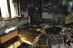 В Кировском районе Волгограда играя с зажигалкой девочка подожгла дом